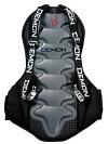 Demon Rückenpanzer Flexforce Pro (5 Stufen Protektoren) black S
