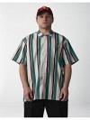 Dickies JF Stripe SS Shirt fanfare M